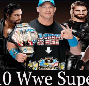 Best WWE Wrestlers of all time