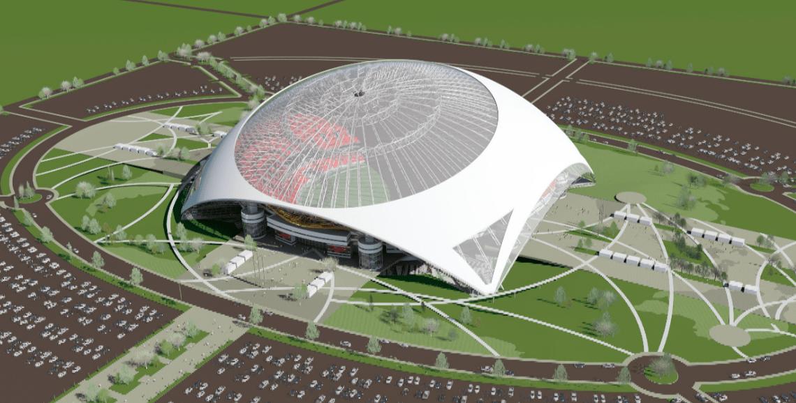Biggest Stadium in Canada