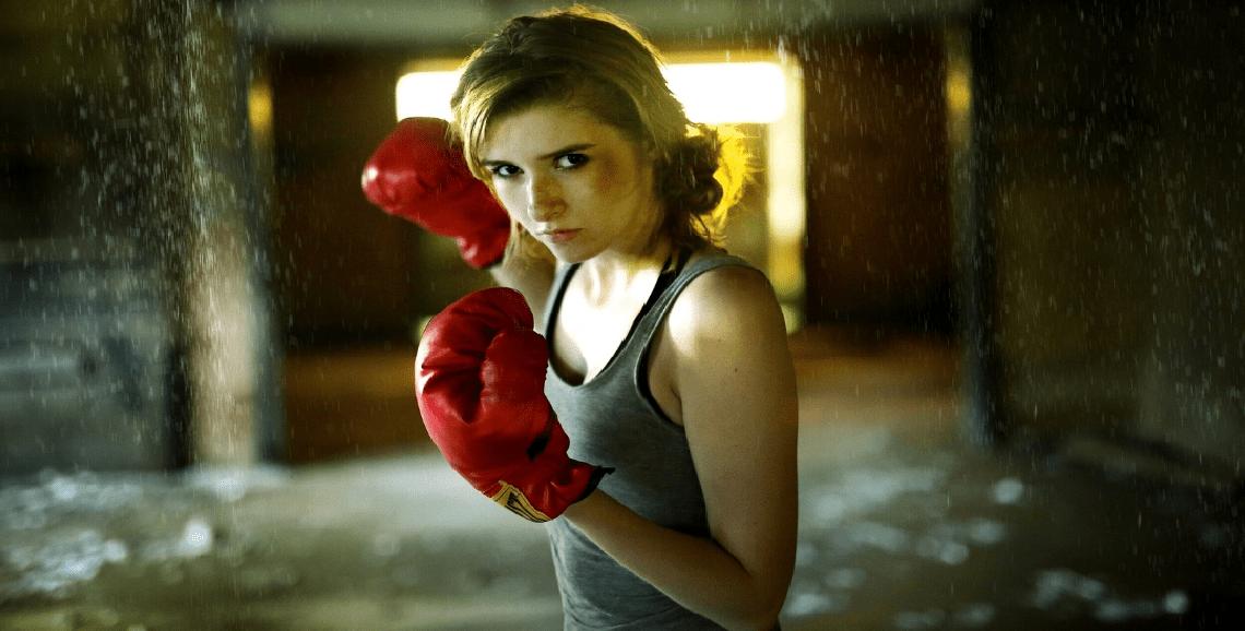 Girl Boxing HD Wallpapers