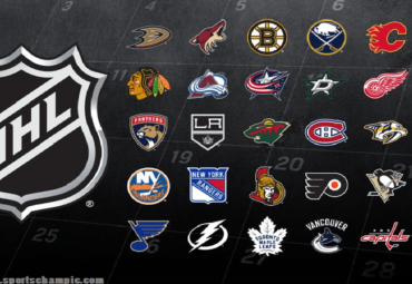 NHL Hockey Schedule