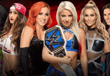 Professional Female Wrestlers