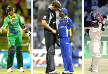Tallest Cricketers
