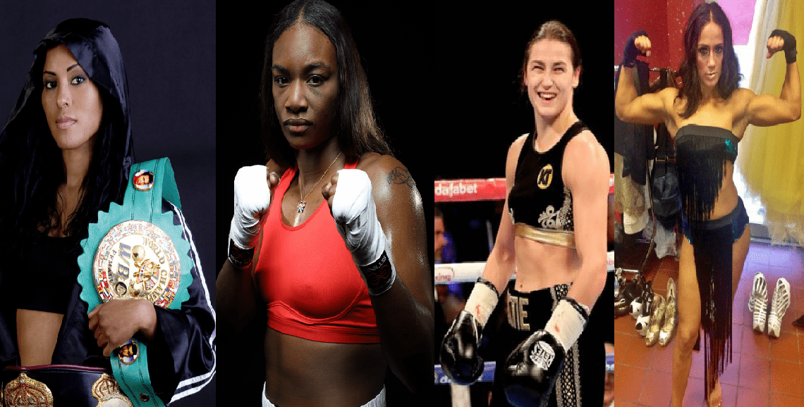 Top 10 Female Boxers of All Time