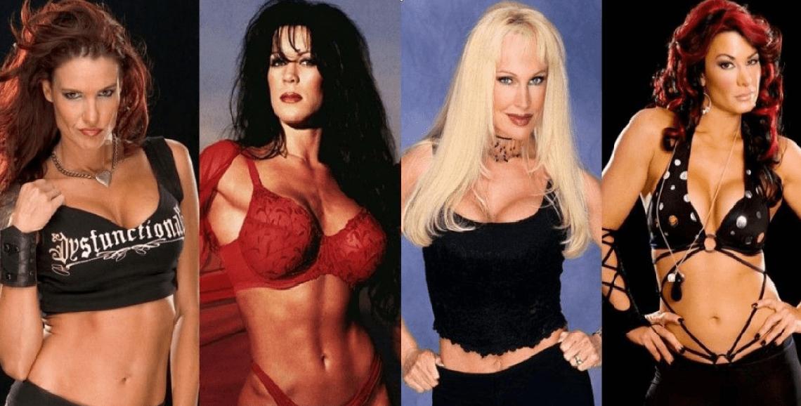WWE Best Female Wrestlers