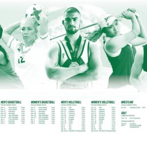 Sporting Events Calendar 2018