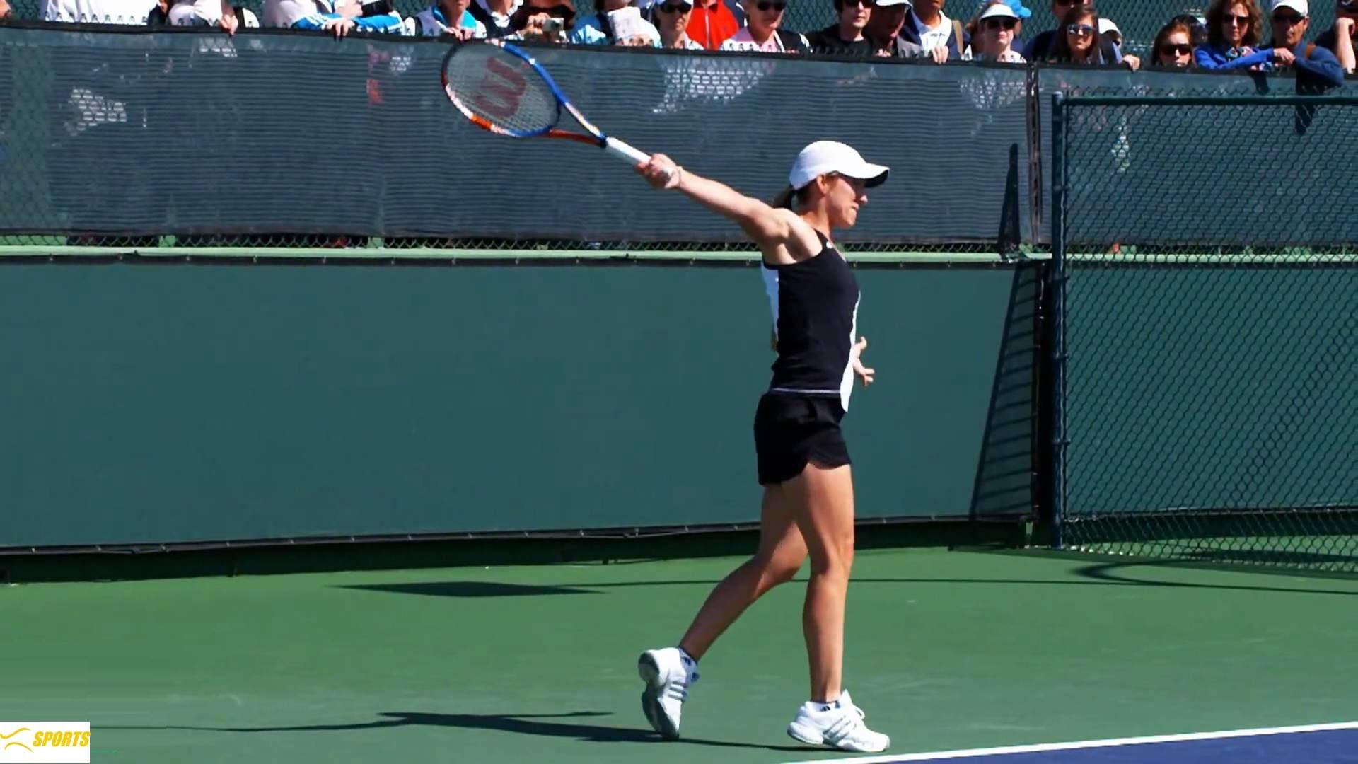 women tennis players