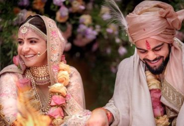 Anushka virat kohli got married