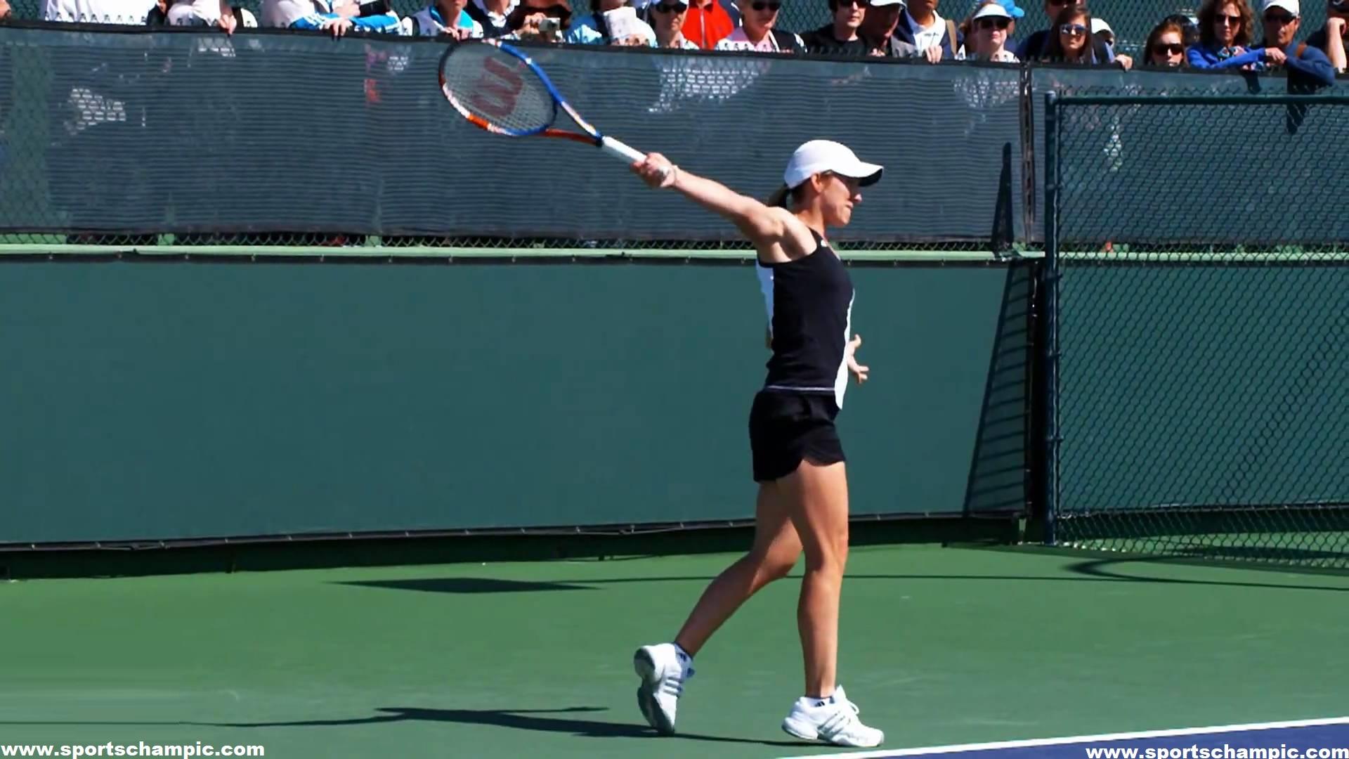 Main article: List of female tennis players nude (24 photo), Ass, Sideboobs, Feet, panties 2006