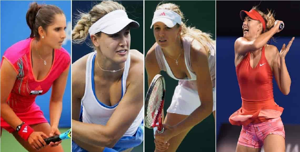 Where Ashley harkleroad hot tennis players female can suggest