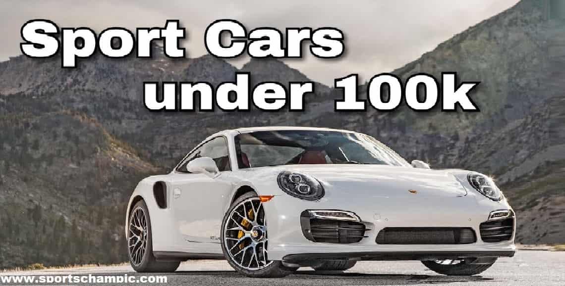 Best Sports Cars Under 100k >> Best Sports Cars Under 100k Sportschampic Sports Champic